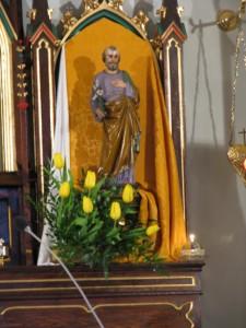Uroczystość św. Józefa – patrona Domu