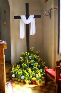 Wiosna w kaplicy
