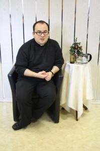 Spotkanie z księdzem Pallotynem