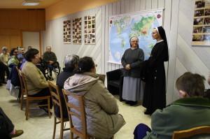 Spotkanie z s. Chryzologą – misjonarką
