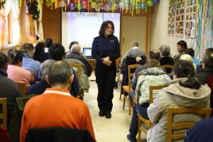 Spotkanie z pszczyńską policją
