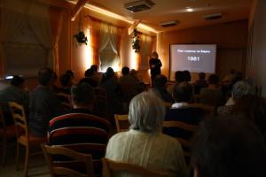 Wykład w Bibliotece Pedagogicznej w Pszczynie
