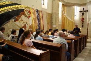 Pielgrzymka do Sanktuarium Miłosierdzia Bożego w Łagiewnikach