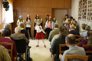 Odwiedziny dzieci z ZSP w Jankowicach