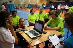 XIV Międzyośrodkowe Zawody Sportowe