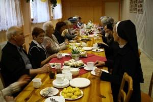 Odwiedziny Klubu Seniora