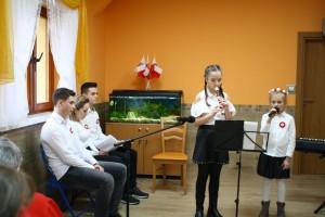 Występ uczniów PZSnr1 oraz POPP z Pszczyny