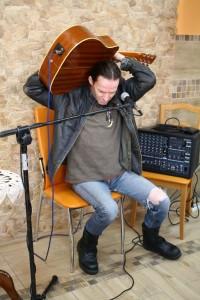 Spotkanie z muzykiem Piotrem Lubertowiczem