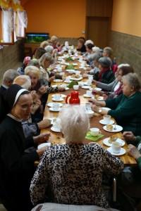 Odwiedziny Pań z Klubu Seniora