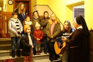 Odwiedziny Dzieci Maryi