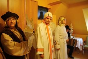Kolędowanie z Rodziną Franciszkańską